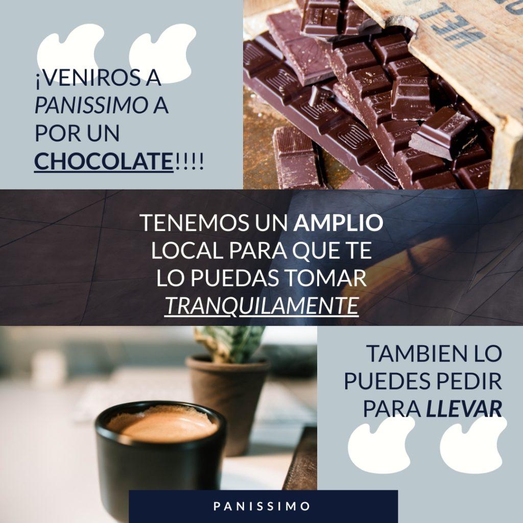 Panadería y cafetería en pleno centro de Valladolid